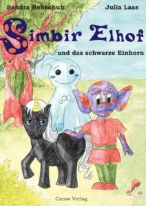 Simbir Elhof und das schwarze Einhorn Cover